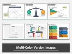 Market Equilibrium Multicolor Combined