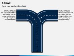 T Road PPT Slide 2