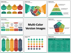 Brand Values Multicolor Combined