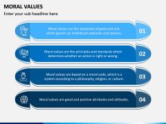 Moral Values PPT Slide 4