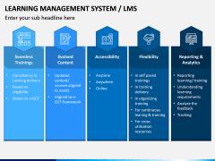 Learning Management System PPT Slide 5