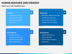 Human Resource (HR) Strategy PPT Slide 6