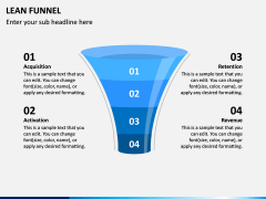 Lean Funnel PPT Slide 8