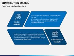 Contribution Margin PPT Slide 4