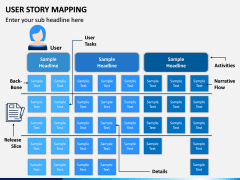 User Story Mapping PPT Slide 1