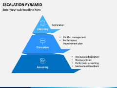 Escalation Pyramid PPT Slide 4