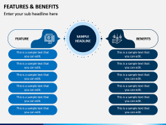 Features and Benefits PPT Slide 3