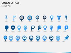 Global Offices PPT Slide 8