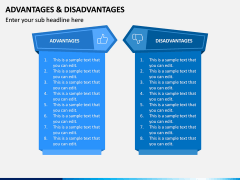 Advantages Disadvantages PPT Slide 4