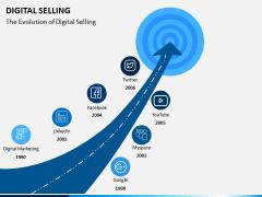Digital Selling PPT Slide 1