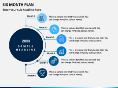 Six Month Plan PPT Slide 2