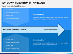 Top Down Vs Bottom Up PPT Slide 5