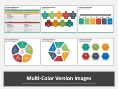 Employee Orientation PPT Multicolor Combined