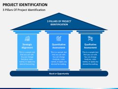 Project Identification PPT Slide 2