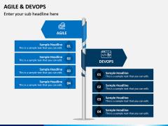 Agile and DevOps PPT Slide 4
