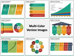 Internet of Everything PPT Multicolor Combined