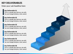 Key Deliverables PPT Slide 4