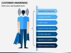 Customer Awareness PPT Slide 1