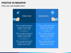 Positive Negative PPT Slide 2