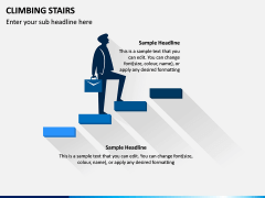 Climbing Stairs PPT Slide 5