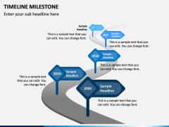 Timelines Milestone PPT Slide 6