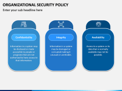 Organizational Security Policy PPT Slide 3