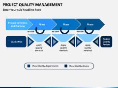 Project Quality Management PPT Slide 3