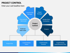 Project Control PPT Slide 1