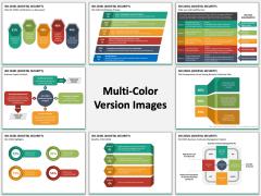 ISO 22301 Multicolor Combined