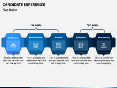 Candidate Experience PPT Slide 1