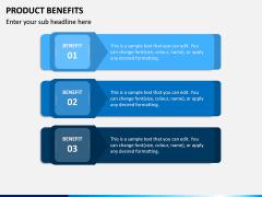Product Benefits PPT Slide 3