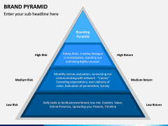 Brand Pyramid PPT Slide 5