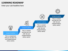 Learning Roadmap PPT Slide 5