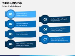 Failure Analysis PPT Slide 6