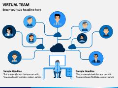 Virtual Team PPT Slide 6