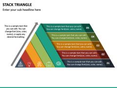 Stack Triangle PPT Slide 6
