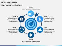 Goal Oriented PPT Slide 7