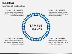 Rail Circle PPT Slide 4