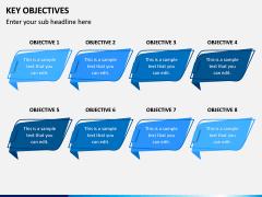 Key Objectives PPT Slide 10