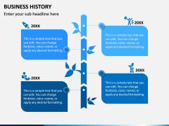 Business History PPT Slide 7