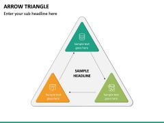 Arrow Triangle PPT Slide 4