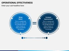 Operational Effectiveness PPT Slide 8