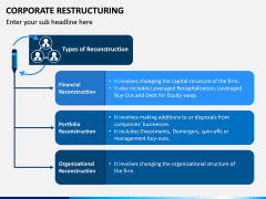 Corporate Restructuring PPT Slide 2