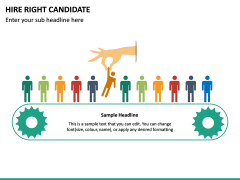 Hire Right Candidate PPT Slide 2
