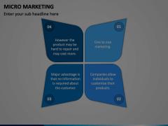 Micro Marketing Animated Presentation - SketchBubble