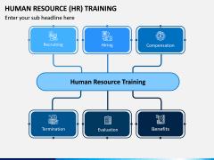 HR Training PPT Slide 1