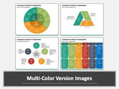 Leadership Capability Framework Multicolor Combined