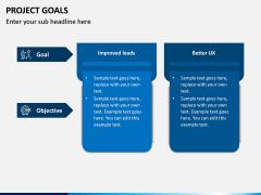Project Goals PPT Slide 2