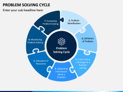 Problem Solving Cycle PPT Slide 2