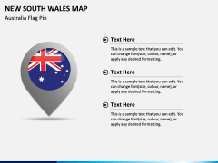 New South Wales Map PPT Slide 5